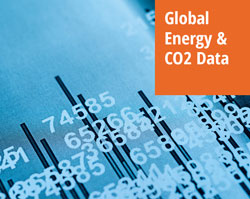 Base de datos globales de energía & CO2